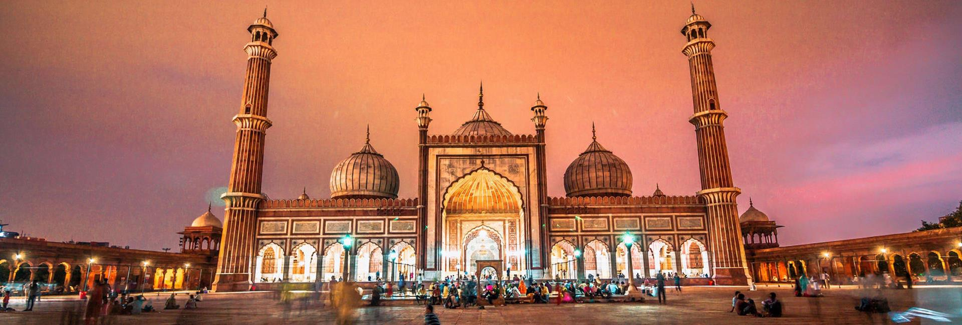 Delhi Tour Packages in India