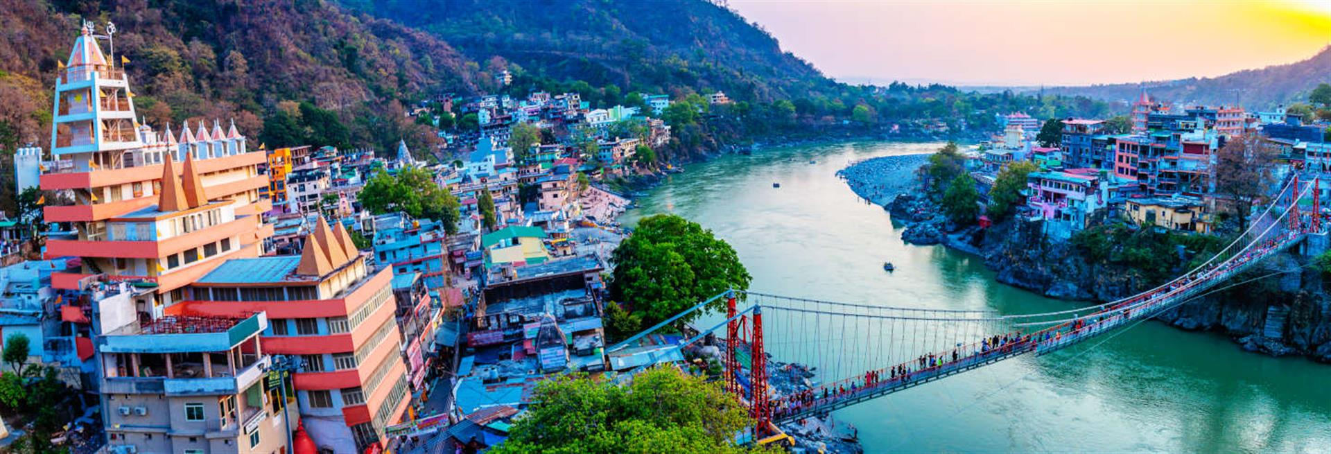 Haridwar & Rishikesh Tour Packages in India
