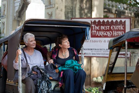 The Best Exotic Marigold Hotel Theme Tour