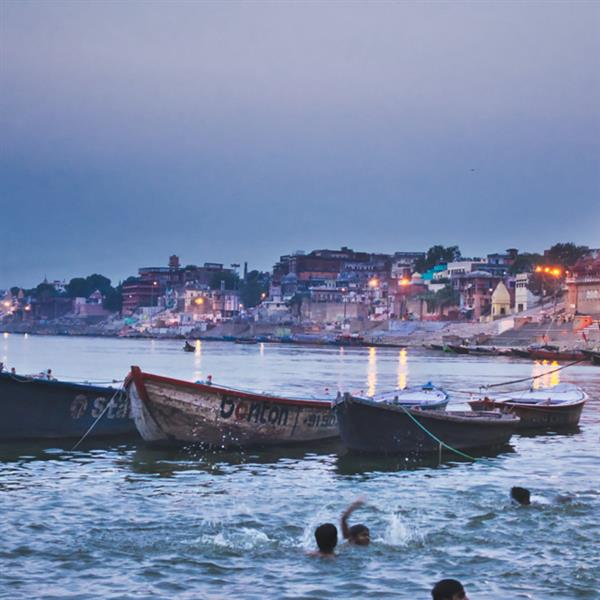 Rich & Colorful - Golden Triangle With Village Stay & Holistic Varanasi